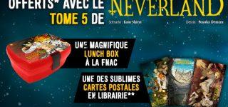 Kazé vous offre des goodies The Promised Neverland