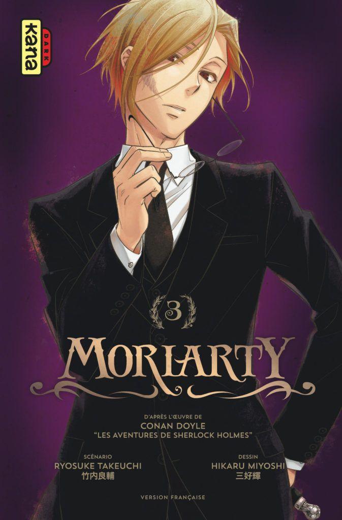 Moriarty T3