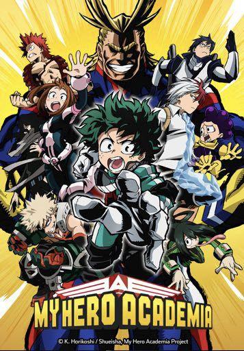 My Hero Academia S1
