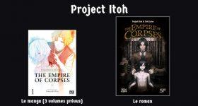Les œuvres de Project Itoh chez Pika