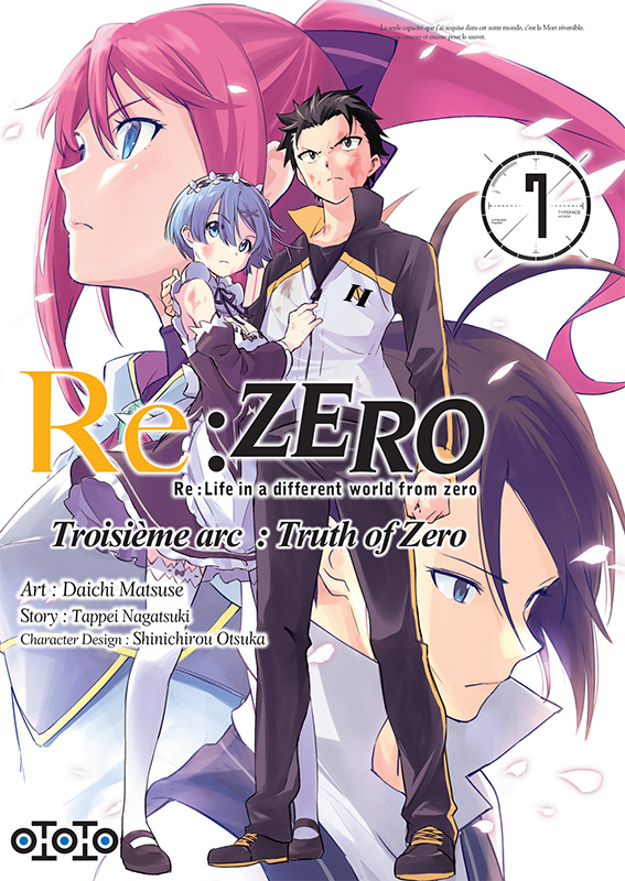 Re:Zero – Troisième Arc : Truth of Zero T7