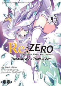 Re:Zero – Troisième Arc : Truth of Zero T9