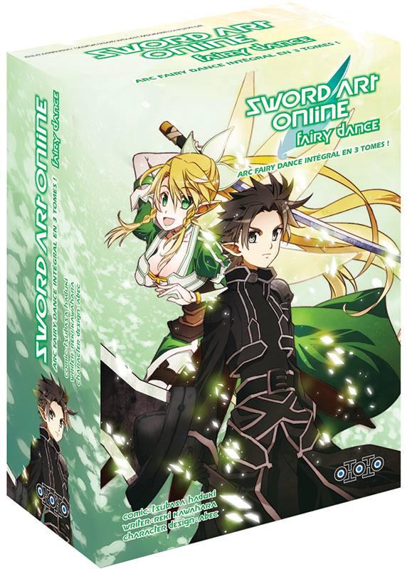 Sword Art Online - Fairy Dance - Intégrale
