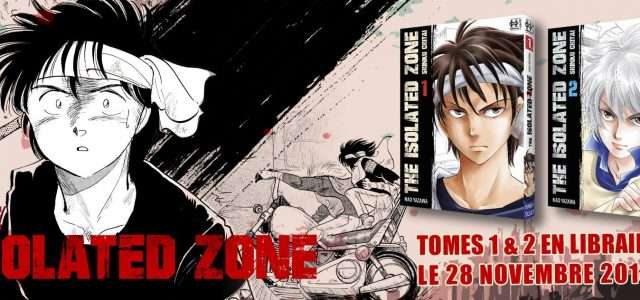 Le manga The Isolated Zone chez H2T