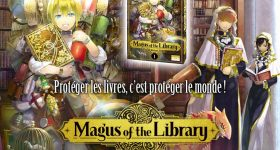 Magus of the Library chez Ki-oon