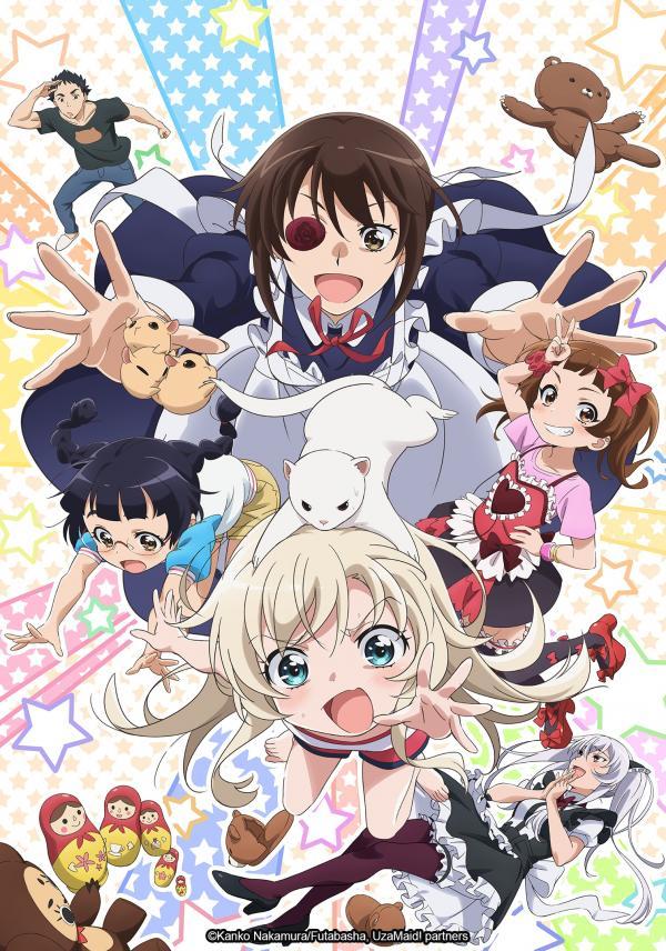 UzaMaid! - Anime