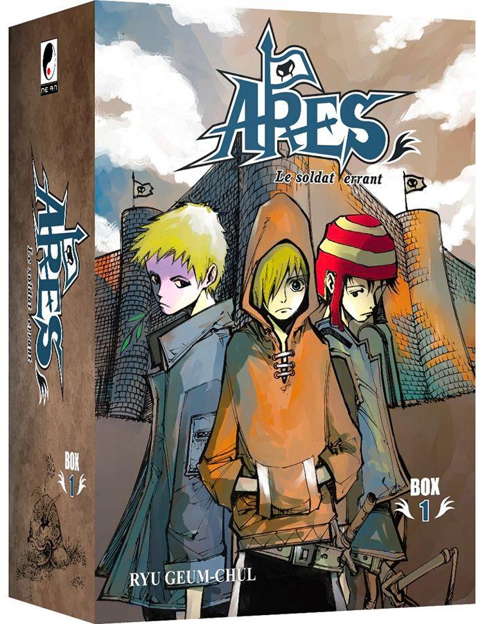 Ares Coffret