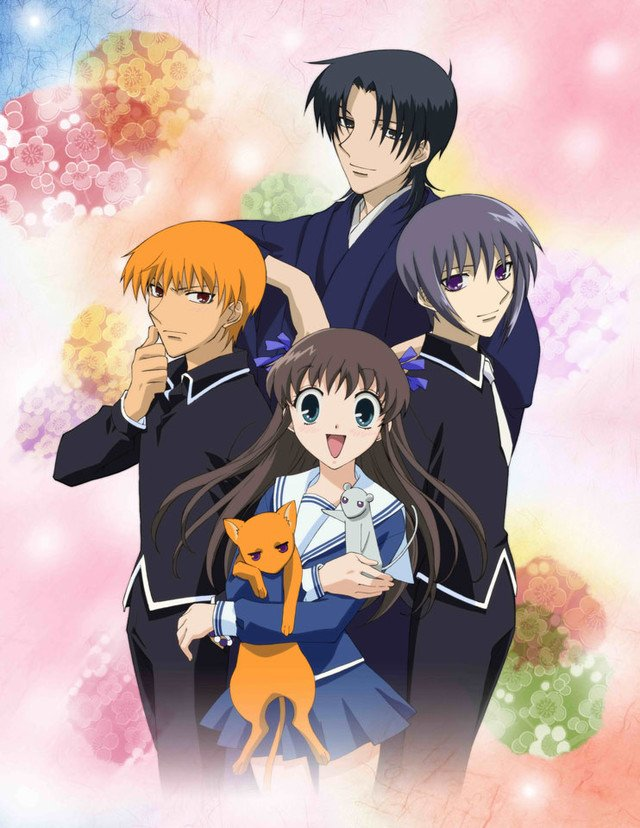 Fruits Basket - Anime