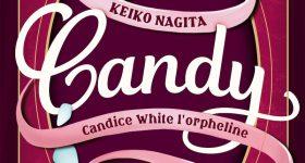 Les romans Candy chez Pika et Keiko Nagita à Livre Paris