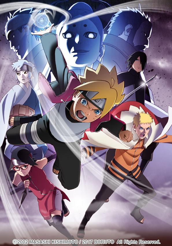 Boruto - Naruto Next Generations - Anime
