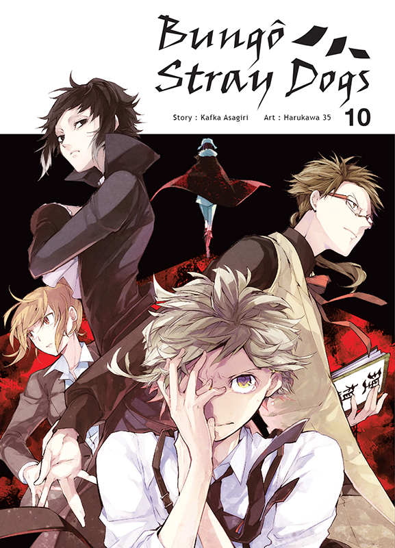 Bungô Stray Dogs T10