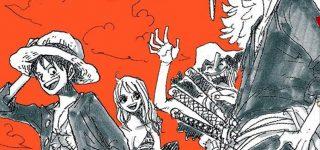 Les romans One Piece annoncés chez Glénat