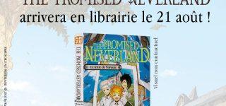 The Promised Neverland en Roman chez Kazé