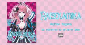 Raisekamika annoncé chez Delcourt/Tonkam