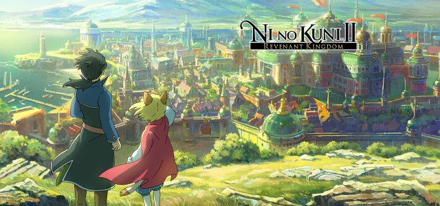 Le jeu Ni no Kuni adapté en film animation