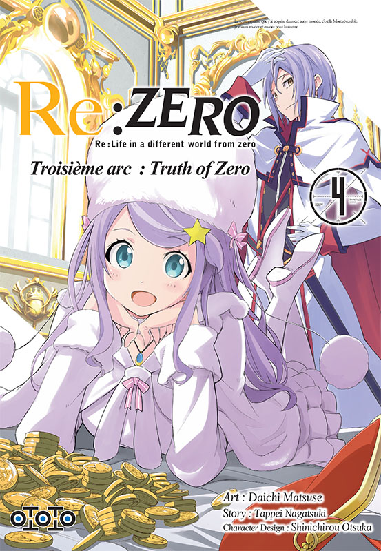 Re:Zero – Troisième Arc : Truth of Zero T4