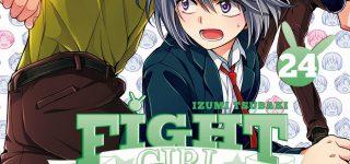 Fin en approche pour le shôjo Fight Girl