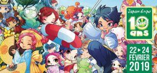 Les invités manga et anime à Japan Expo Sud 2019
