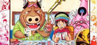 One Piece Doors annoncé chez Glénat