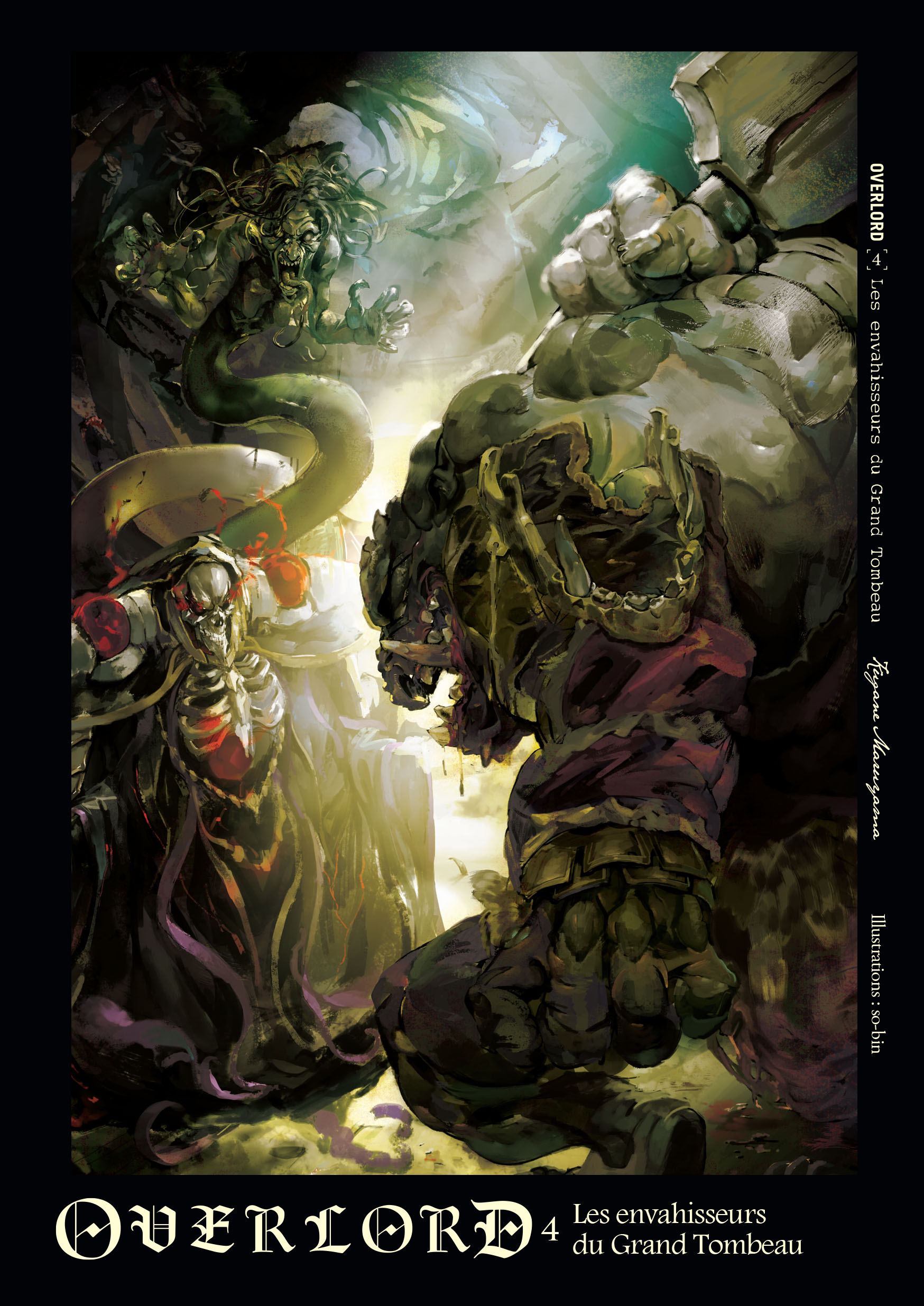 Overlord LN T4