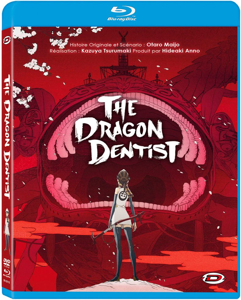 The Dragon Dentist - Anime