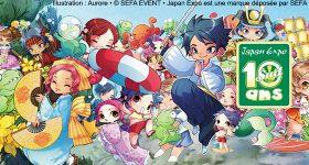Japan Expo Sud 10e vague : Avis de ladybird3000