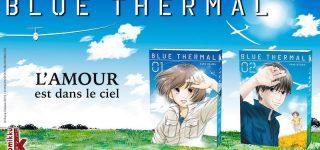 Blue Thermal nous fait décoller chez Komikku
