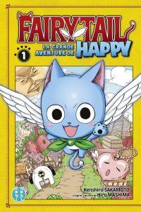 Fairy Tail - La Grande Aventure de Happy T1