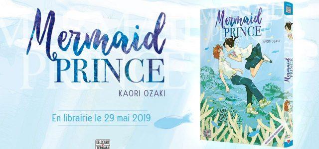 Mermaid Prince annoncé chez Delcourt/Tonkam