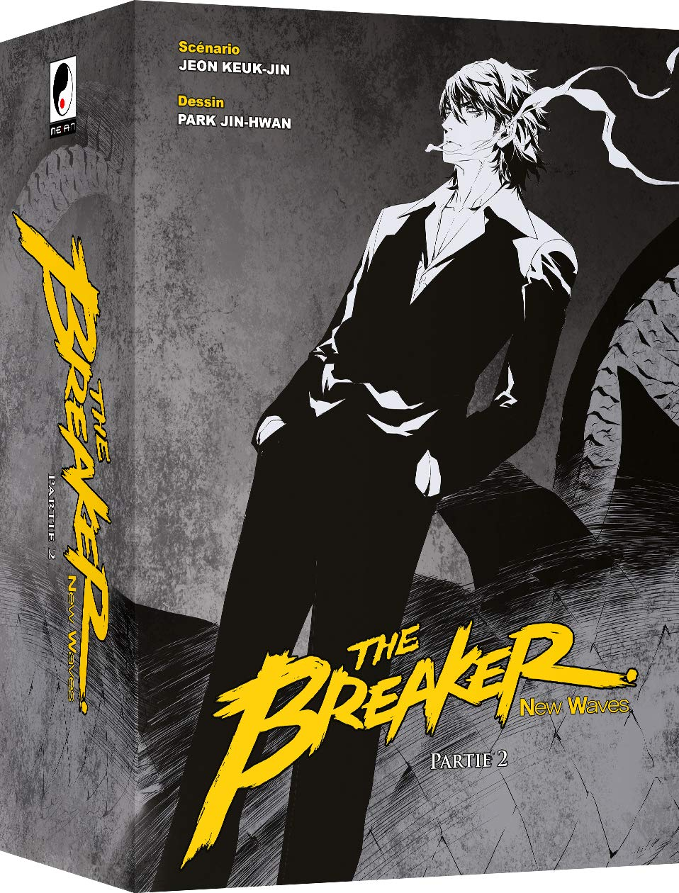 The Breaker - New Waves - Coffret 2