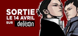 Nouvelle série d'action sur Delitoon