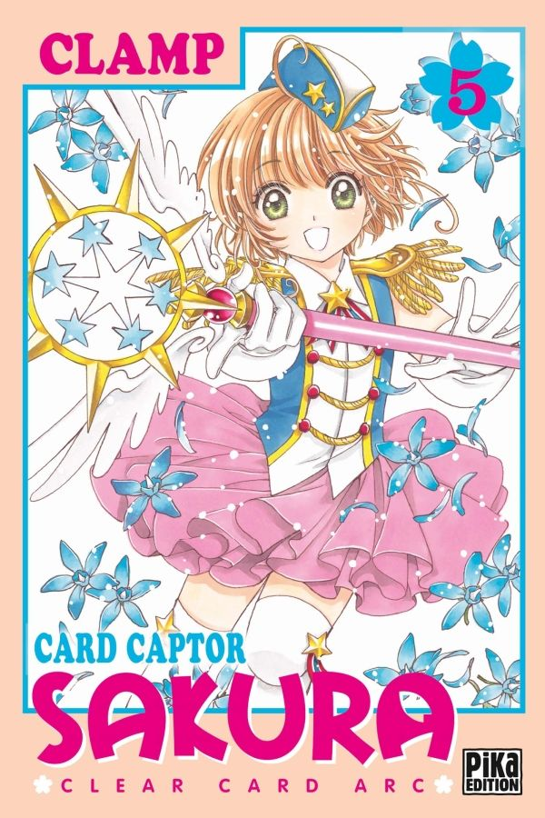 Card Captor Sakura - Clear Card Arc Vol.5