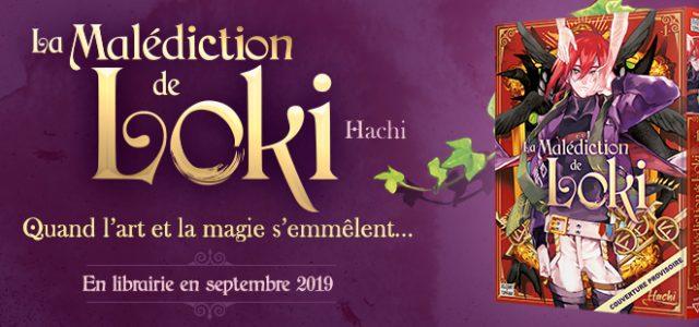 La Malédiction de Loki chez Delcourt/Tonkam