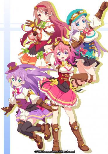 Pastel Memories - Anime