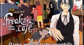 Freaks' Cafe annoncé chez Akata