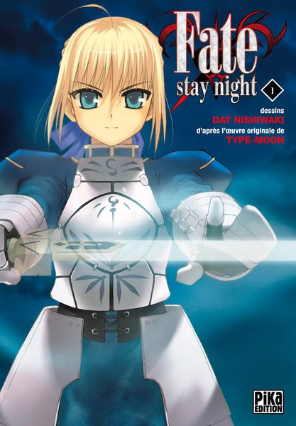 Fate/Stay Night T1