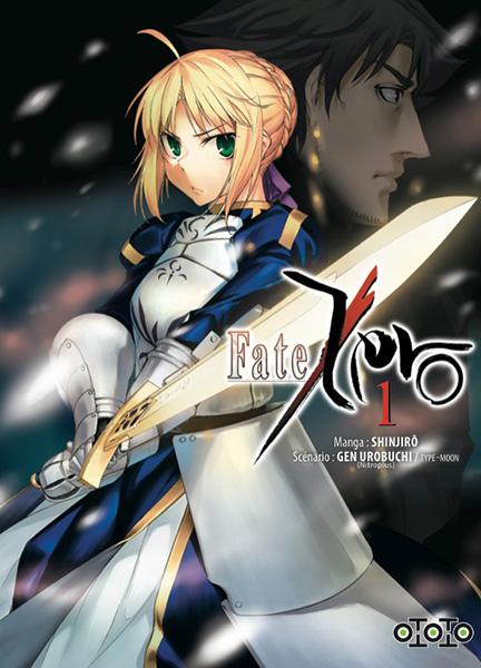 Fate/Zero T1