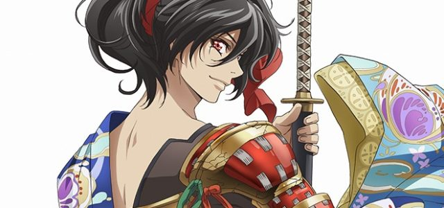 L'anime Kochoki: Wakaki Nobunaga annoncé