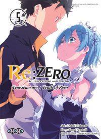 Re:Zero – Troisième Arc : Truth of Zero T5