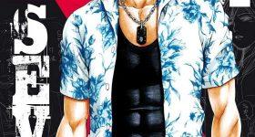 Le manga Shonan Seven se termine