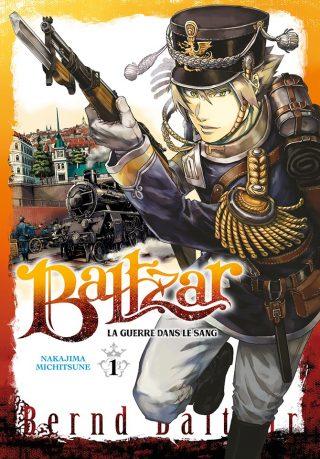 Baltzar – La Guerre dans le sang