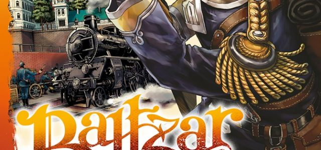 Baltzar – La guerre dans le sang annoncé aux éditions Meian