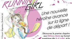 Running Girl, ma course vers les paralympiques chez Akata