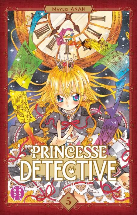 Princesse Détective T5