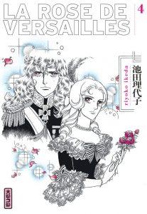 La Rose de Versailles Vol.4