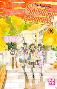 Spiritual Princess Vol.10