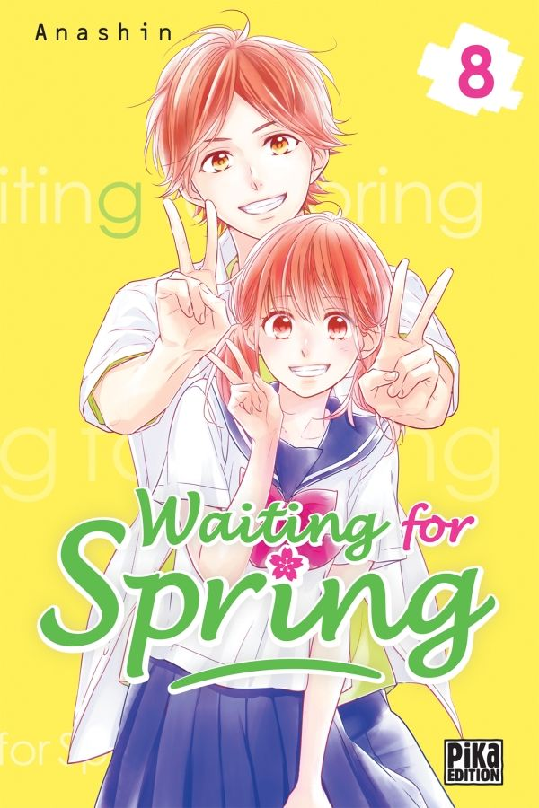 Wainting for Spring T8