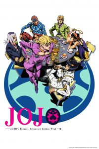 Jojo's Bizarre Adventure – Golden Wind