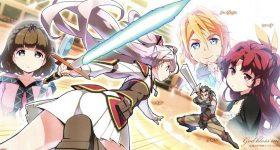 Le roman Watashi Nouryoku wa Heikinchi adapté en anime