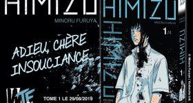 Le manga Himizu à paraître chez Akata